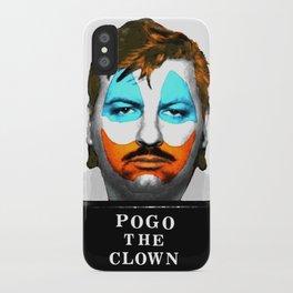 Pogo the Clown iPhone Case