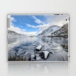 Broken Ice Laptop & iPad Skin