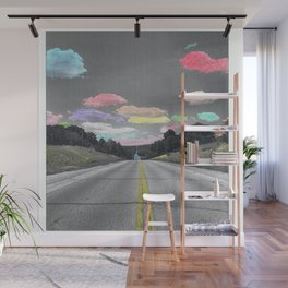 Road Trip (Square) Wall Mural