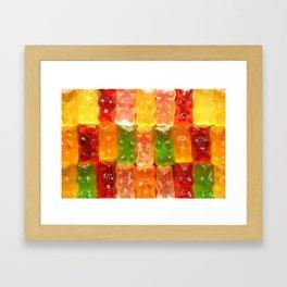 Gummi Bear Framed Art Print
