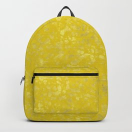 Yellow Gold- Cool Colors Backpack