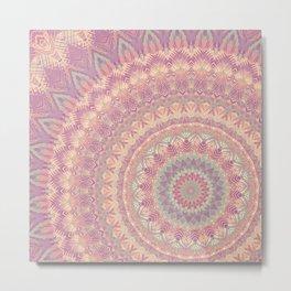 Mandala 353 Metal Print
