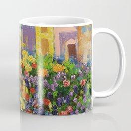 Flower Hedge Coffee Mug
