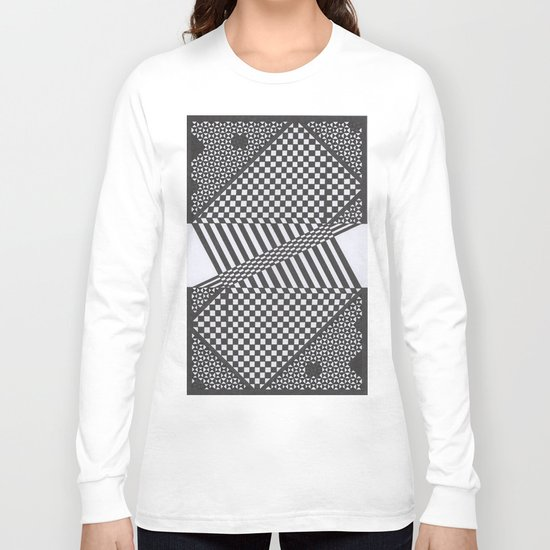 Twisted mind Long Sleeve T-shirt