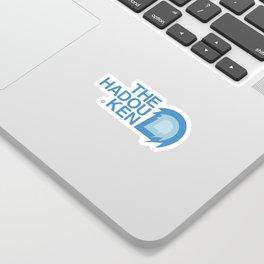 THE HADOUKEN Sticker