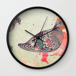 Queen Wall Clock