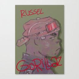 Russ Canvas Print