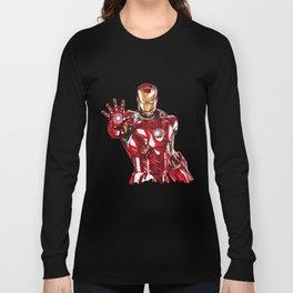Iron Man Long Sleeve T-shirt