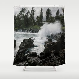 Almost to Hana Shower Curtain