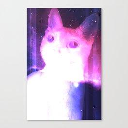 Starcat Canvas Print