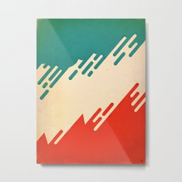 (I've Seen) Fire & Rain Metal Print