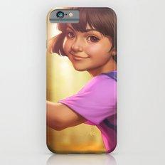 The Little Explorer iPhone 6s Slim Case