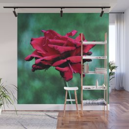 Withered Beauty (ROSE) Wall Mural