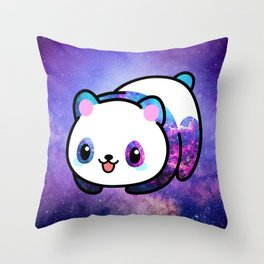 Kawaii Galactic Mighty Panda Deko-Kissen
