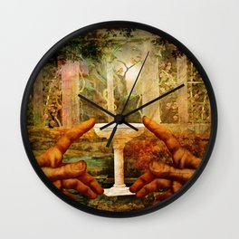 The Communion Wall Clock