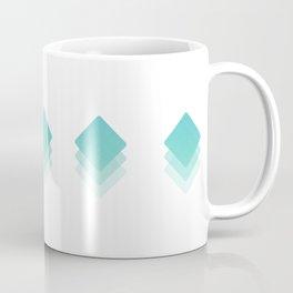 Fading Geometry  Coffee Mug