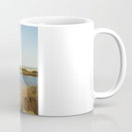 The pond by the Ocean Coffee Mug