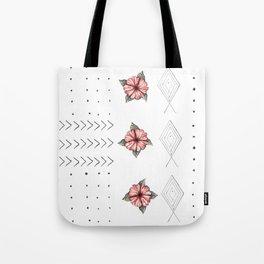 Hibisfish Tote Bag