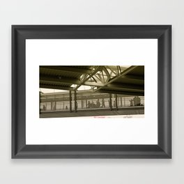 LastCall Framed Art Print