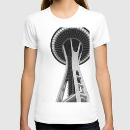 Variation on a Needle T-shirt