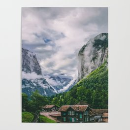 Switzerland's beauty Poster