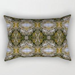 MossCrest Rectangular Pillow