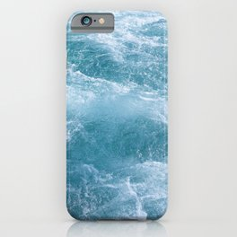 Waves | Landscape Photography | Beach | Tropical | Summer | Crystal Blue Water | Clear Water iPhone Case