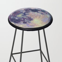 Blue moon Bar Stool