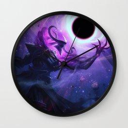 Dark Star Thresh League Of Legends Wall Clock