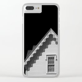 Gingerbread Clear iPhone Case
