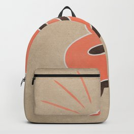 House Movement Sign Ampersand Backpack