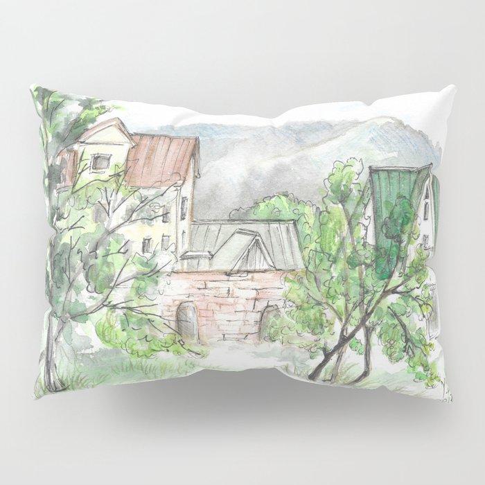 Yakornaya Schel` Pillow Sham