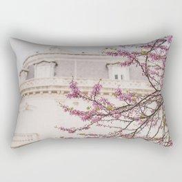 Paris in Spring Rectangular Pillow