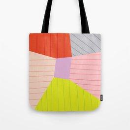 Blok Tote Bag