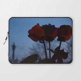 Roses at Dawn Laptop Sleeve