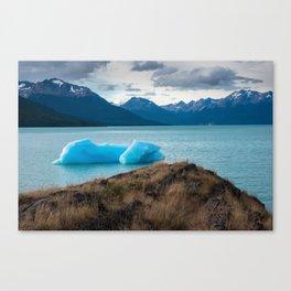 Patagonia Canvas Print
