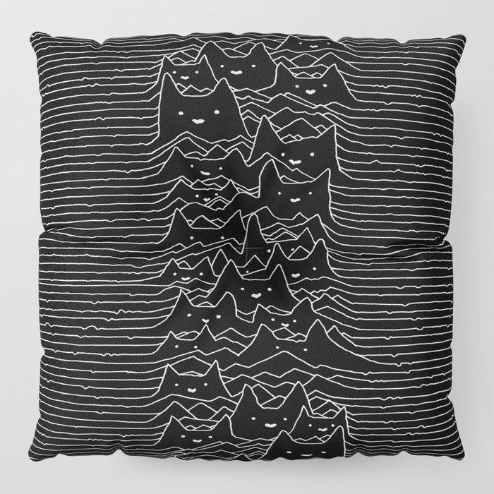 Furr Division Cats Floor Pillow