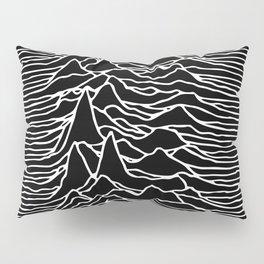 Joy Division lines Pillow Sham