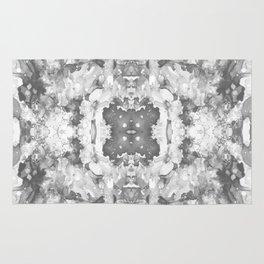 Abstract 20 Gray Rug