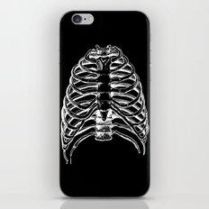 Thorax bones iPhone & iPod Skin