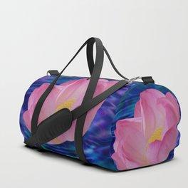 A lotus flowers dream Duffle Bag