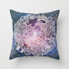 Treasure Planet Throw Pillow