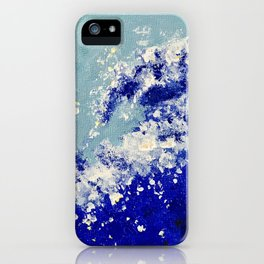Crashing Inward iPhone Case