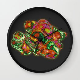 UNKNOWN: ABSTRACT Wall Clock