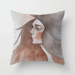 Disclosure 5 Throw Pillow
