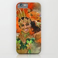 Carnival Queen iPhone 6s Slim Case