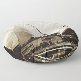 Sydney Opera House  Collection I Floor Pillow