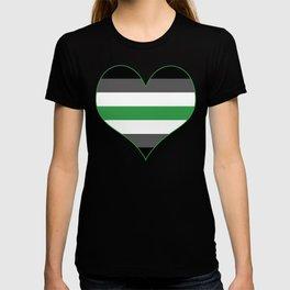 Agender Heart T-shirt