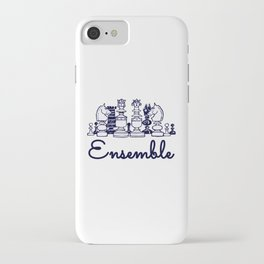 Ensemble iPhone Case