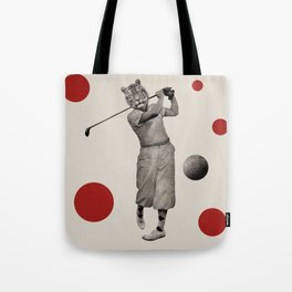 Anthropomorphic N°13 Tote Bag